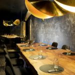 This Italian restaurant has a medieval city wall running through it – Vogue Australia