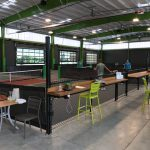 Garage Doors Drafted for Entertainment Complex