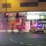Car crashes into Brisbane restaurant, driver tries to flee – Brisbane Times