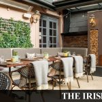 Review: This restaurant proves that outdoor dining can be glamorous – The Irish Times