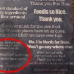 Perth Chinese restaurant adds bad reviews to hilarious takeaway menu – NEWS.com